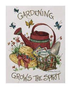 gardening spirit Garden Quotes, Garden Signs, Garden Crafts, Garden Art, Garden Ideas, Beautiful Gardens, Garden Works, Nature Quotes, Garden Club