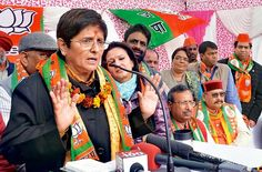 Aide Who Quit Kiran Bedi Campaign Says He's Over It, Back With BJP