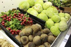 Jeff Davis Flea-Produce Available Behind Building Fri-Sat-Sun Jefferson Davis, Fruits And Vegetables, Fleas, Cabbage, Sun, Building, Food, Fruits And Veggies, Buildings
