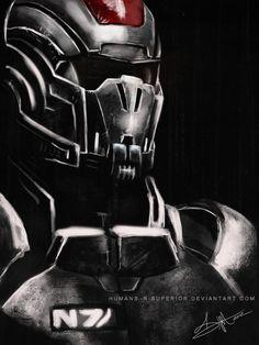 Créations de fans Mass Effect #13 | Mass Effect Universe