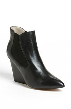 Steven by Steve Madden 'Maliik' Bootie available at #Nordstrom - Too high? Sexy boot