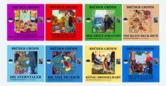 Märchen der Gebrüder Grimm – Hörbücher bei Kixi – Kinderkino