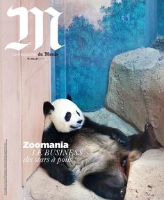 M (France) la revista de Le Monde - julio 2014