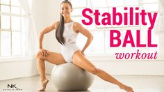 Stability Ball total body - YouTube
