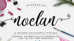 Updated! The web's awash with free cursive fonts, so we've rounded up the best in one handy guide.