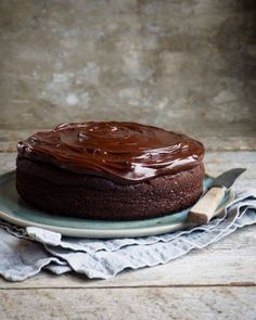 Kylling med cashewnøtter - Mat På Bordet I Love Chocolate, Chocolate Cake, Recipe Boards, Coffee Cake, Biscuits, Brownies, Cheesecake, Food And Drink, Pudding
