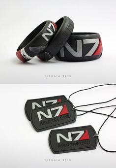 N7 Gear by tishaia