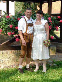 Hochzeitsfoto von Andrea und Klaus am 10.09.2016, fotografiert von Mimi in Brennhausen.