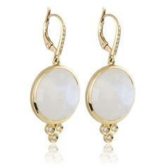 Moonstone is mysterious how it picks up color from what colors you are wearing :