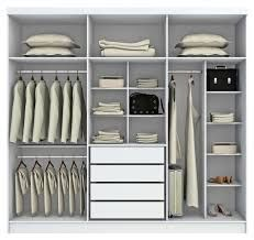 34 Ideas bedroom wardrobe layout ideas for 2019 Wardrobe Design Bedroom, Master Bedroom Closet, Bedroom Wardrobe, Wardrobe Closet, Built In Wardrobe, Wardrobe Interior Design, Pax Closet, Bedroom Cupboard Designs, Bedroom Cupboards