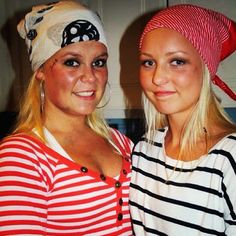 Pin for Later: 10 Halloween Costume Ideas You Can Pull Together With a Bandana Pirate