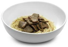 Esta fue mi elección :  ¡Ven a UDON Noodle Bar y prueba nuestros deliciosos Our Gyudon !
