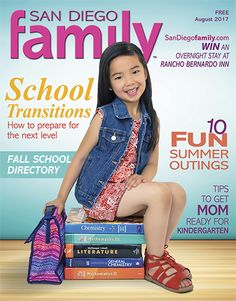 August 2017: Back-to-School Essentials, Homeschooling Basics, Get Mom Ready for Kindergarten, Annual Education Directory and more.