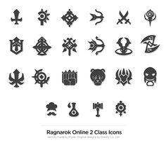 ragnarok class icons - Google Search