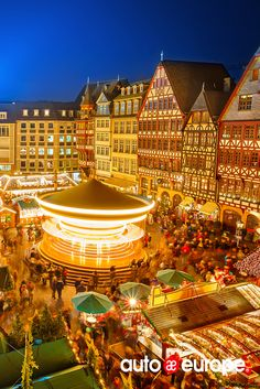 The Best #Christmas Markets in Germany! #Blog #Germany #Travel #markets #Christmas #Inspiration
