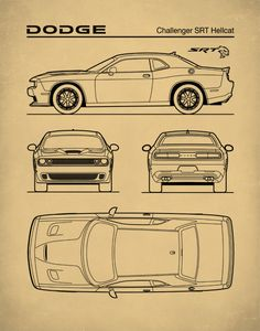 Car Repairs At Home – Car repairs tools and kits Dodge Challenger Srt Hellcat, Dodge Challenger Models, Hemi Engine, Car Design Sketch, Car Drawings, Patent Prints, New Tricks, Mopar, Muscle Cars