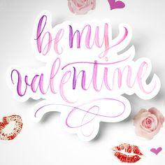 I Still Love You by Melissa Esplin: Valentine Brush Calligraphy Workshop