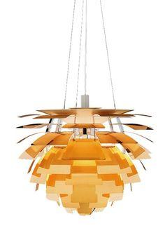 Design by the lighting designer Poul Henningsen 1957-59!  #danishdesign #designicons