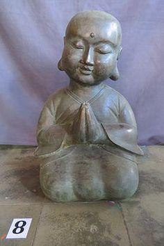 CAK08 Escultura de pequeño Buda
