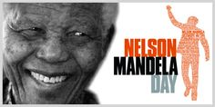 July 18th is Nelson Mandela Day! How are you going to be making the world a better place with your 67 minutes? http://www.mandeladay.com/