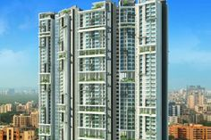 RNA Exotica in Goregaon West, Mumbai is 2BHK and 3BHK apartments have been put for sale. Area of the stylish houses consist of 1299 square feet and 1699 square feet respectively.
