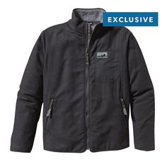 Patagonia Special Edition Mesclun Retro-X Jacket - Form follows function to good effect in the 40th anniversary Mesclun Retro-X Jacket, which has a burly wool exterior and a toasty Retro-X fleece interior.