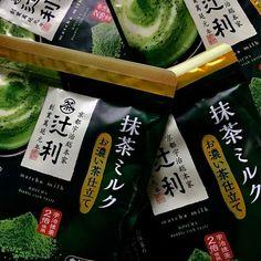 KATAOKA Tsujiri Matcha Milk Koicha Double Rich Taste 160g - Made in Japan - TAKASKI.COM Uji Matcha, Matcha Milk, Japanese Green Tea Matcha, Matcha Green Tea, Food Packaging, Packaging Design, Japanese Products, Taste Made, Sprinkles
