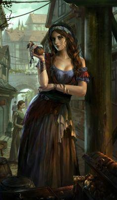 Beautiful Gypsy woman                                                                                                                                                                                 More