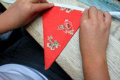 Zelf maken - Zelf een vlaggenlijn maken in 10 stappen! - Vrije tijd - Libelle