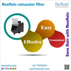 Save Water Save Life, Rainwater Harvesting, Water Conservation, Rooftop, Filters, Technology, Easy, Tech, Conservation Of Water