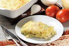 Enchiladas suizas | Cocina y Comparte | Recetas de cocina al natural