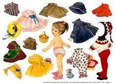 Image result for german paper doll