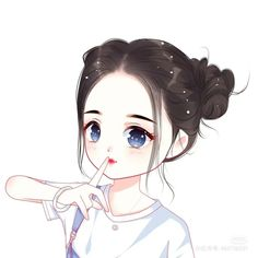 Cute Bunny Cartoon, Cute Cartoon Pictures, Cute Cartoon Drawings, Cute Kawaii Drawings, Anime Girl Drawings, Cute Emoji Wallpaper, Cute Girl Wallpaper, Cute Cartoon Wallpapers, Cute Anime Chibi