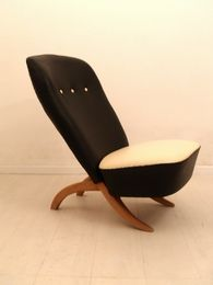 Congo fauteuil ontwerp Theo Ruth