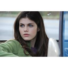 Alexandra Daddario ❤ liked on Polyvore featuring people, alexandra daddario, characters, models and women