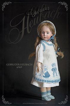 Gebruder Heubach 6969