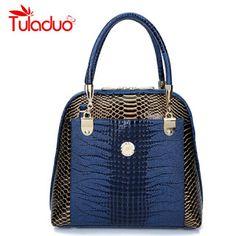Bolsos Carteras Mujer Marca Womens Leather Bag Womens Skin Shoulder Messenger Bags Fashion Serpentine Female Crossbody Handbag (32490916854)  SEE MORE  #SuperDeals
