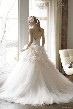 Moonlight Couture Wedding Dress #wedding #dress