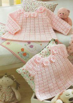 Instant Download PDF  Pretty Dress Crochet by CharliegirlCrafts4U