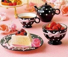 Adorable tea party! <3
