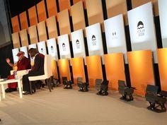 Přednáška Jeho Svatosti dalajlamy Project Board, Events, Candles, Projects, Log Projects, Blue Prints, Pillar Candles, Lights, Candle