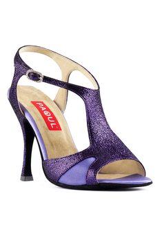 Paoul 678 Dance Sandal | Dancesport Fashion @ DanceShopper.com