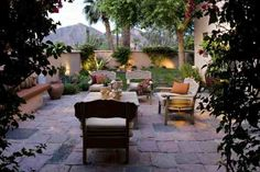 Exteriors by Chad Robert specializes in large scale residential landscape design and construction in Phoenix, Az.