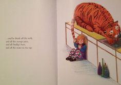 THE TIGER WHO CAME TO TEA - JUDITH KERR. 'The Tiger Who Came to Tea' to zabawna opowieść o niespodziewanej wizycie nietypowego gościa w domu dziewczynki o imieniu Sophie. Jej wspólny podwieczorek z mamą przerywa dzwonek do drzwi, za którymi pojawia się…tygrys!