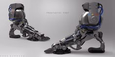 EDON GURAZIU: Robotics