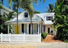 Key West house rental - A pristine home on a quiet Old Town street.