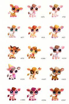 Nicole`s LPS blog - Littlest Pet Shop: Pets: Cow