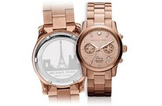893a69a0fd9a Top 5 His + Hers Gifts  Matching Watches - Featuring Dussert Dussert Kors  Rose Gold Duo Set