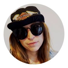 A personal favorite from my Etsy shop https://www.etsy.com/listing/264928803/unisex-harley-davidson-bucket-hat