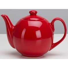 For the tea lover in your life. Includes infuser! #tea #valentines #love #red